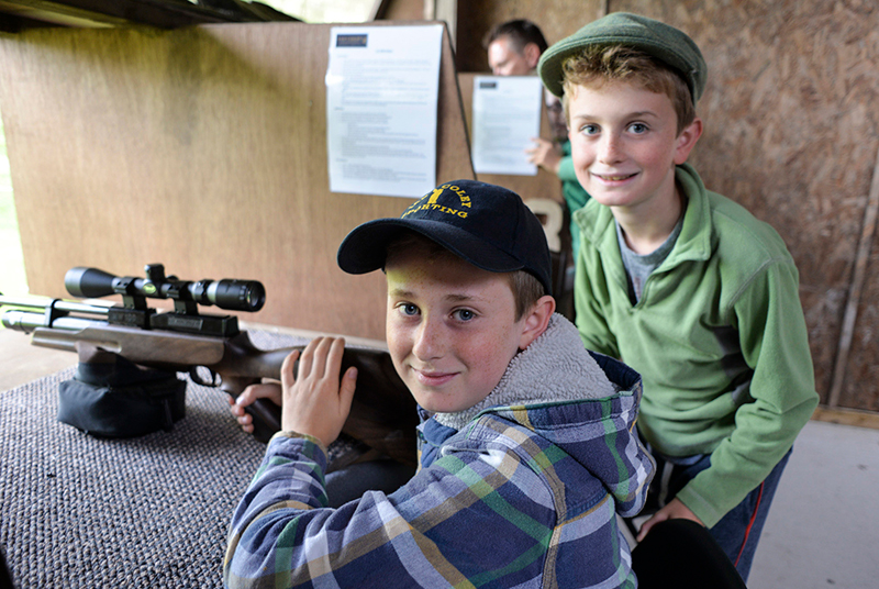 YOUNG SHOTS DAY, 25TH AUGUST