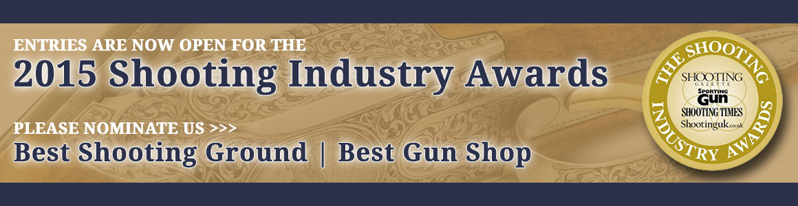 Please nominate us in the 2015 Shooting Industry Awards!