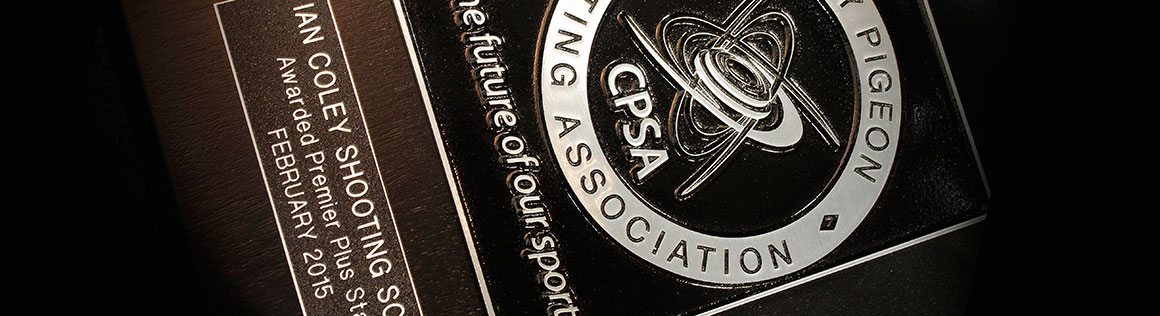 CPSA Premier Plus status awarded to the Ian Coley Shooting School