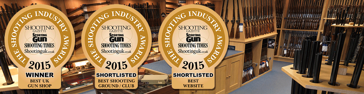 Best UK Gun Shop – Shooting Industry Awards