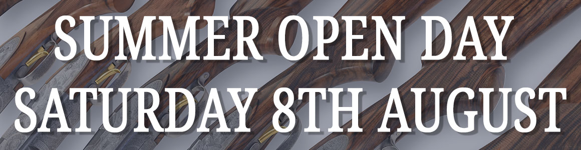 SUMMER OPEN DAY – Saturday 8th August